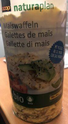 Galette de maïs salée - Product