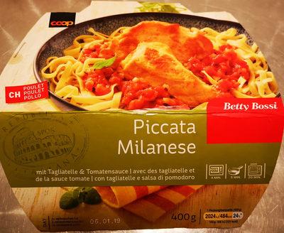 Piccata milanese - Produit - fr