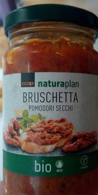 Bruschetta pomodori secchi - Product