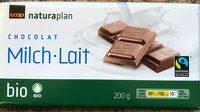 Chocolat lait - Product - fr