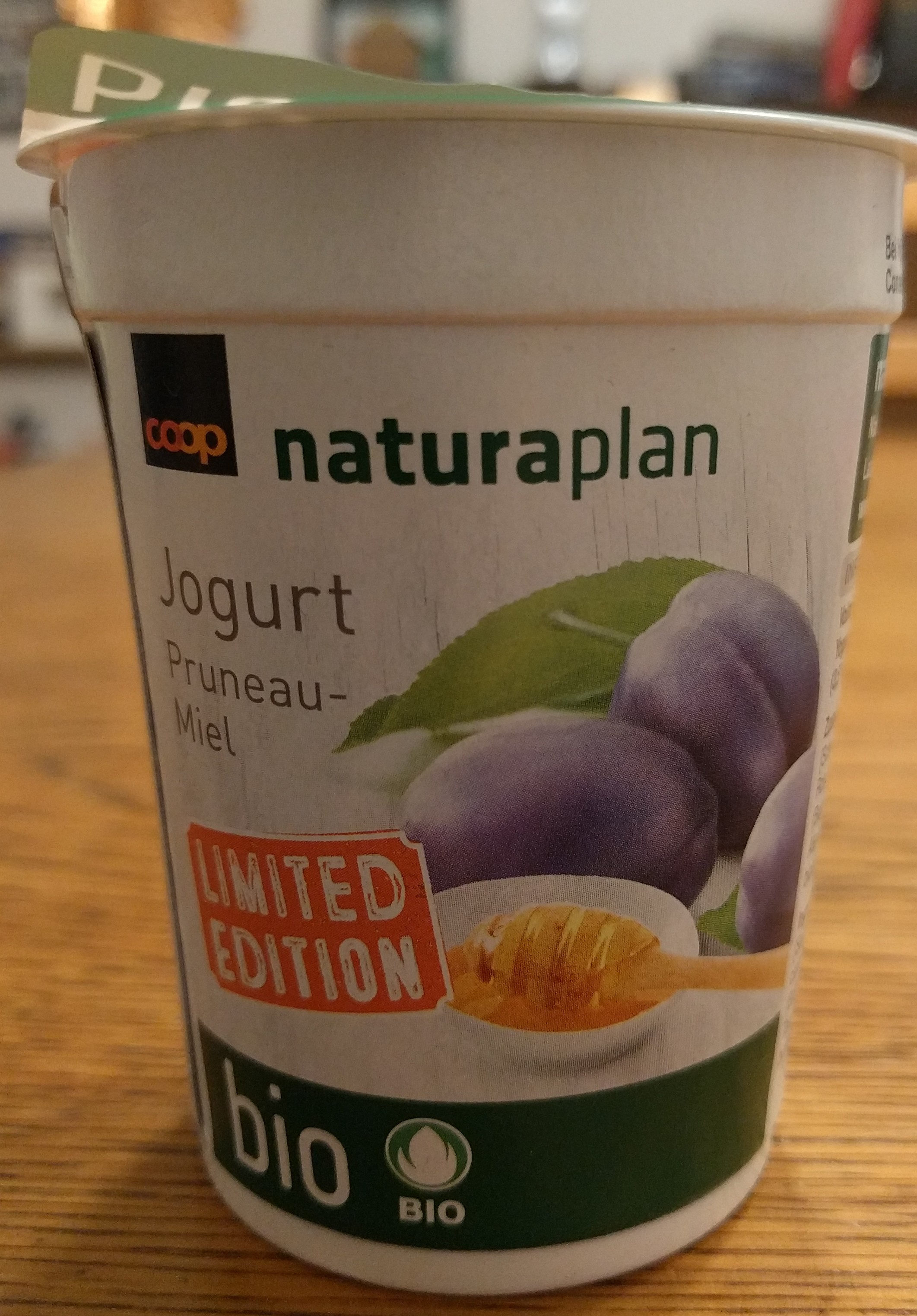 Jogurt Pruneau-Miel - Product