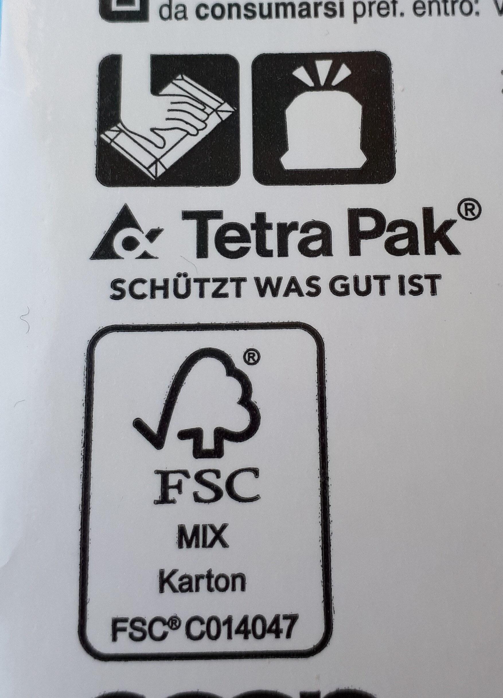 Lait drink - Istruzioni per il riciclaggio e/o informazioni sull'imballaggio - fr