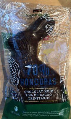 70 % Honduras Chocolat Noir 70% de Cacao Trinitario - Prodotto - fr