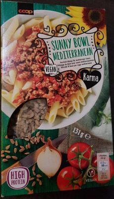 Sunny Bowl Mediterranean - Product - fr
