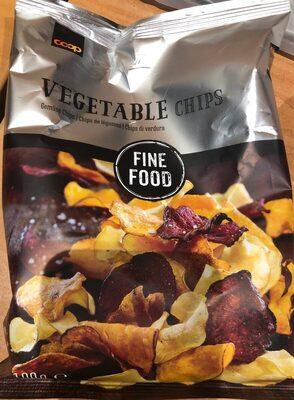 Chips de légumes - Prodotto - fr