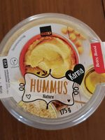 Hummus Nature - Product - fr