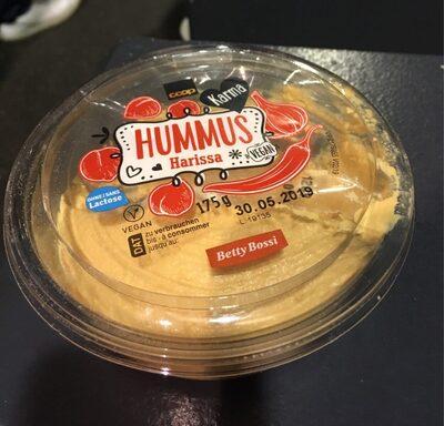 Hummus Harissa - Product - fr