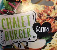 Chalet Burger - Prodotto - fr