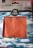 Wild Alaska Silver Salmon - Prodotto - it