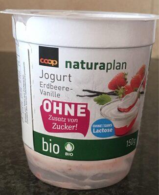 Jogurt Fraise-vanille - Product
