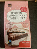 Chocolat de pâtisserie - Prodotto - fr
