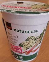 Jogurt Rhubarbe-Fleur de sureau - Product - fr
