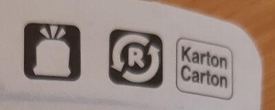 Jogurt Rhubarbe-Fleur de sureau - Recycling instructions and/or packaging information - fr