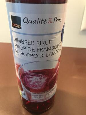 Sirop de Framboise - Prodotto - fr