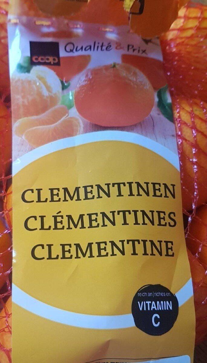 Clémentines - Prodotto - fr