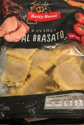 RAVIOLI AL BRASATO - Product