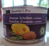 Tranches d'ananas - Prodotto - fr