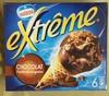 Extrême Original Cônes Glacés Chocolat Pépites de Nougatine - Produit