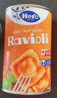Ravioli aux oeufs - Prodotto - de