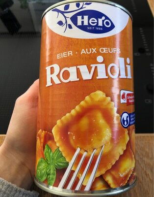 Ravioli aux oeufs - Product