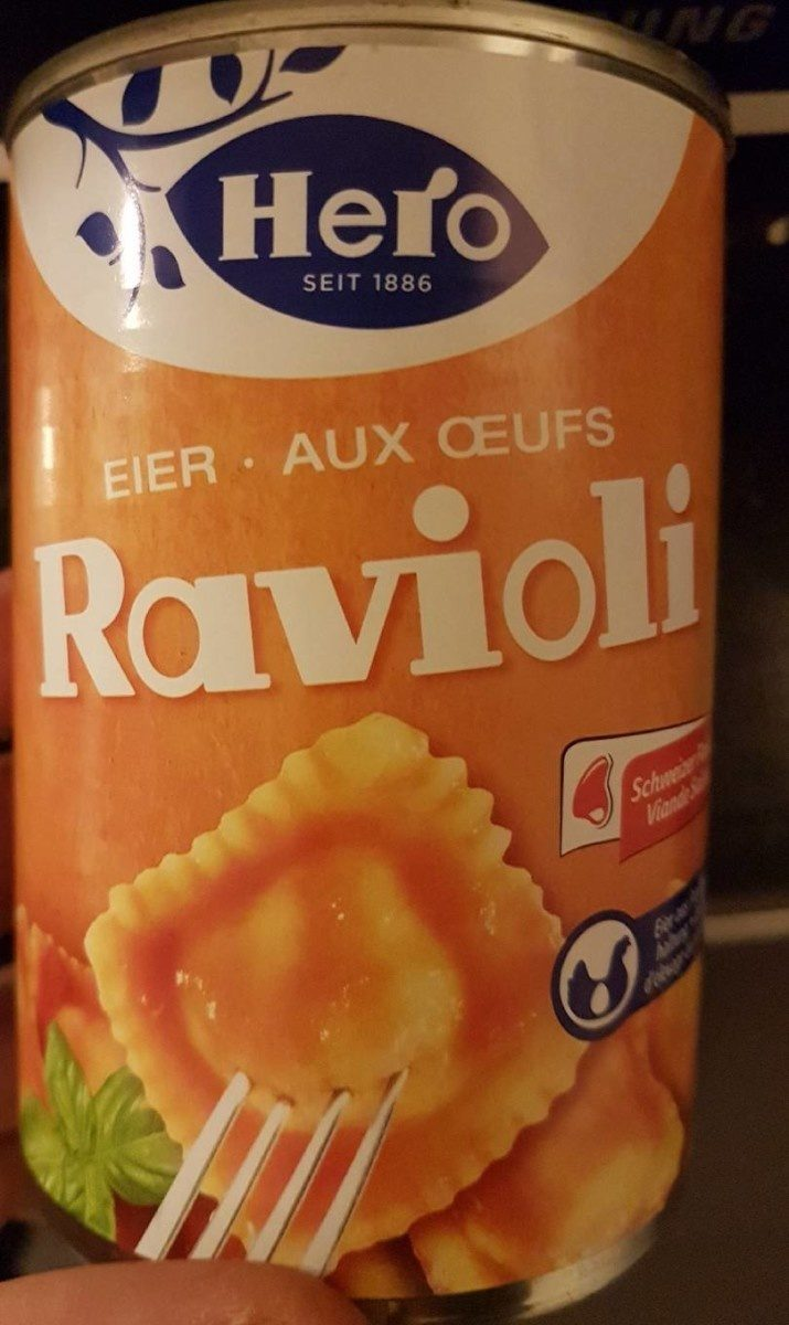 Ravioli aux oeufs - Produkt - fr
