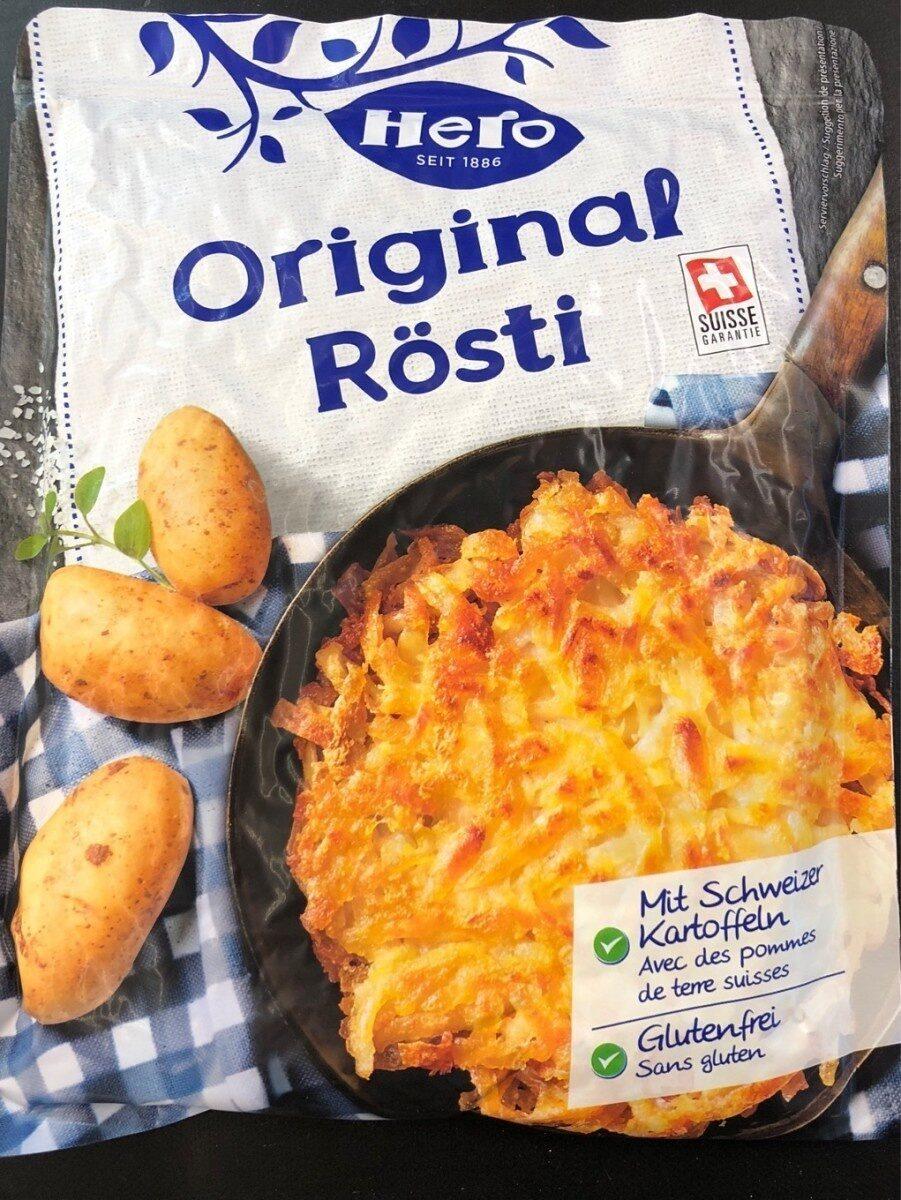 Rösti - Prodotto - fr