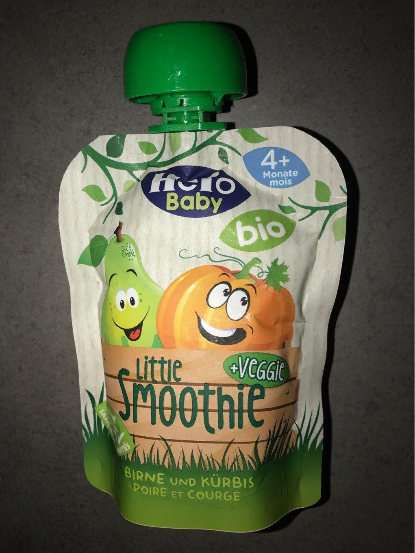 Little Smoothie Poire et Courge - Product