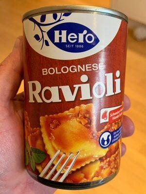 Ravioli Bolognese - Product - fr