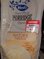 Porridge - Product - en
