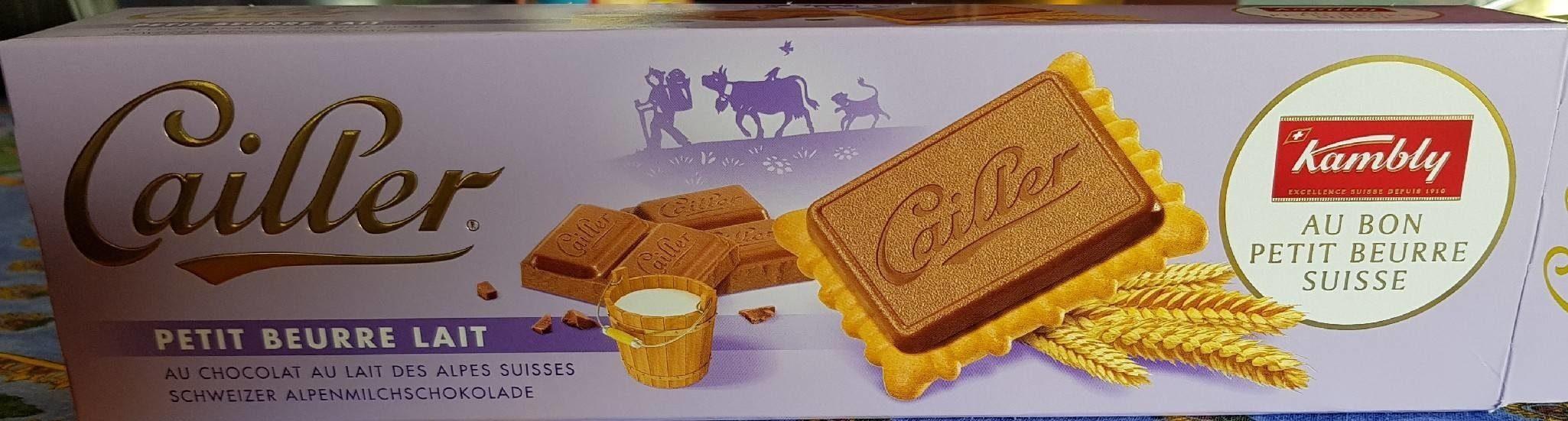 Petit beurre au chocolat au lait - Product - fr