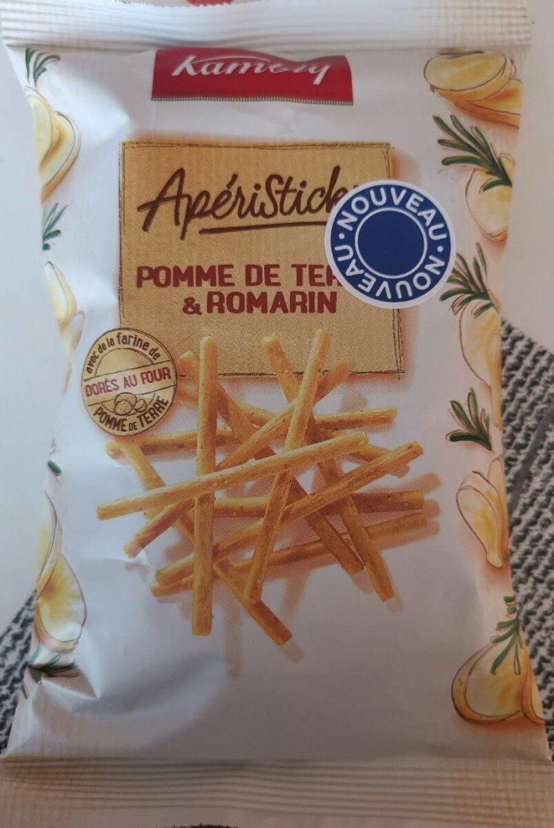 Apéristick pomme de terre et romarin - Product - fr