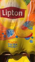 Peach Ice Tea - Product - fr