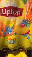 Peach Ice Tea - Produit