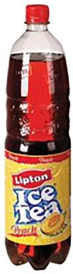 Ice Tea Peach Lipton - Product - fr