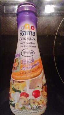 Rama Cremefine 15% MG - Product