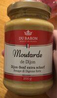 Moutarde de Dijon - Prodotto - fr