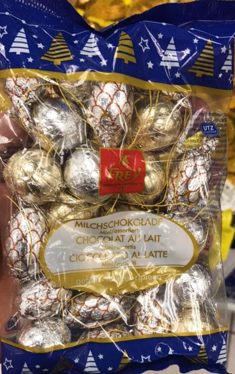 Chocolat au Lait Mini/assortis - Product - fr