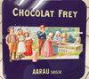 Chocolat frey arrau suisse - Product