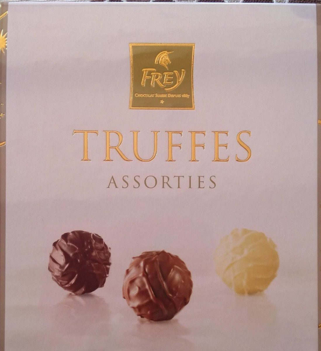 Truffes assorties - Prodotto - fr