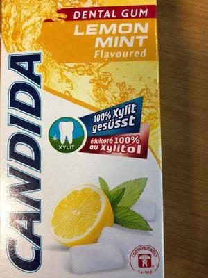 Candida dental gum - Product - fr