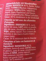 Crunchy clouds - Ingrediënten - fr