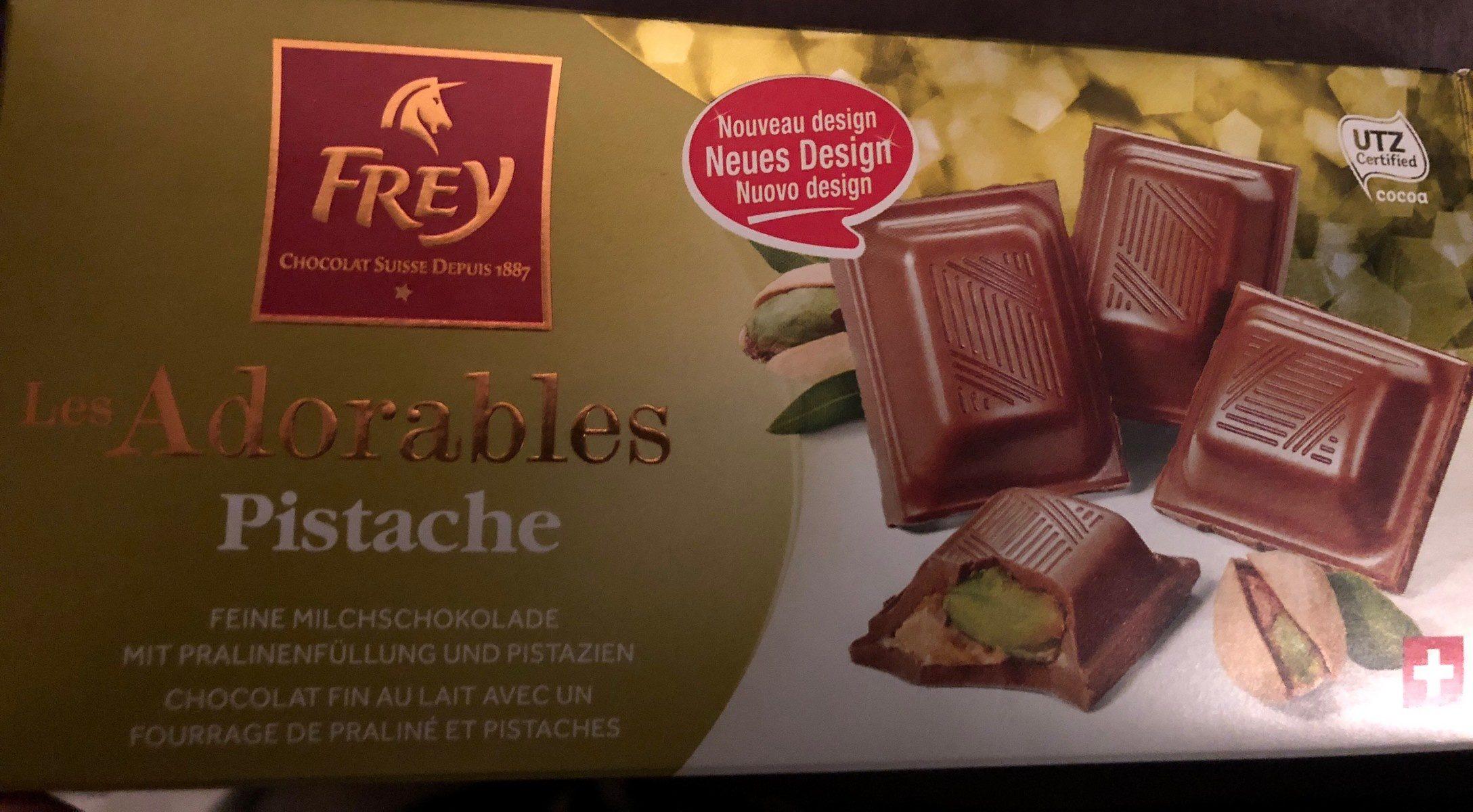Les adorables pistache - Product - fr
