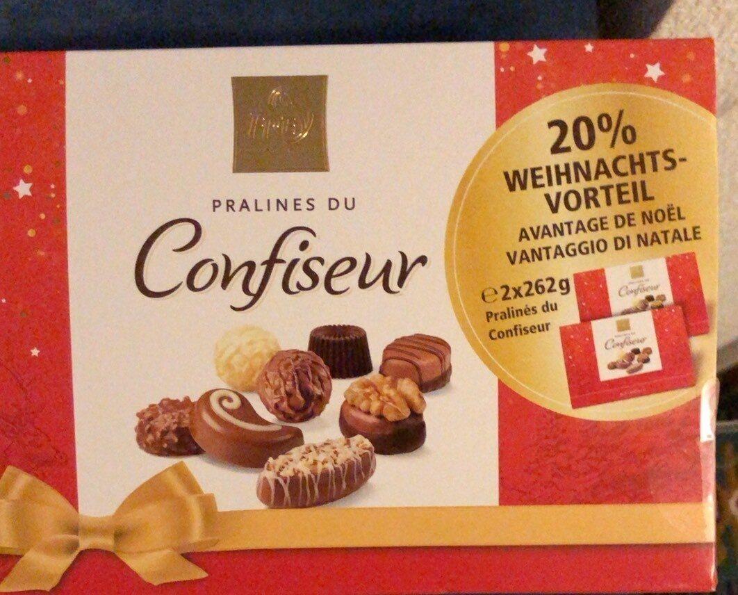 Pralines du confiseur - Produit - fr