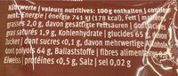 Skai - Nutrition facts - de