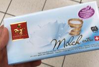 Milch Extra Zuckerzusatzfeie extra feine Milchschokolade mit Süssungsmitteln - Product - de