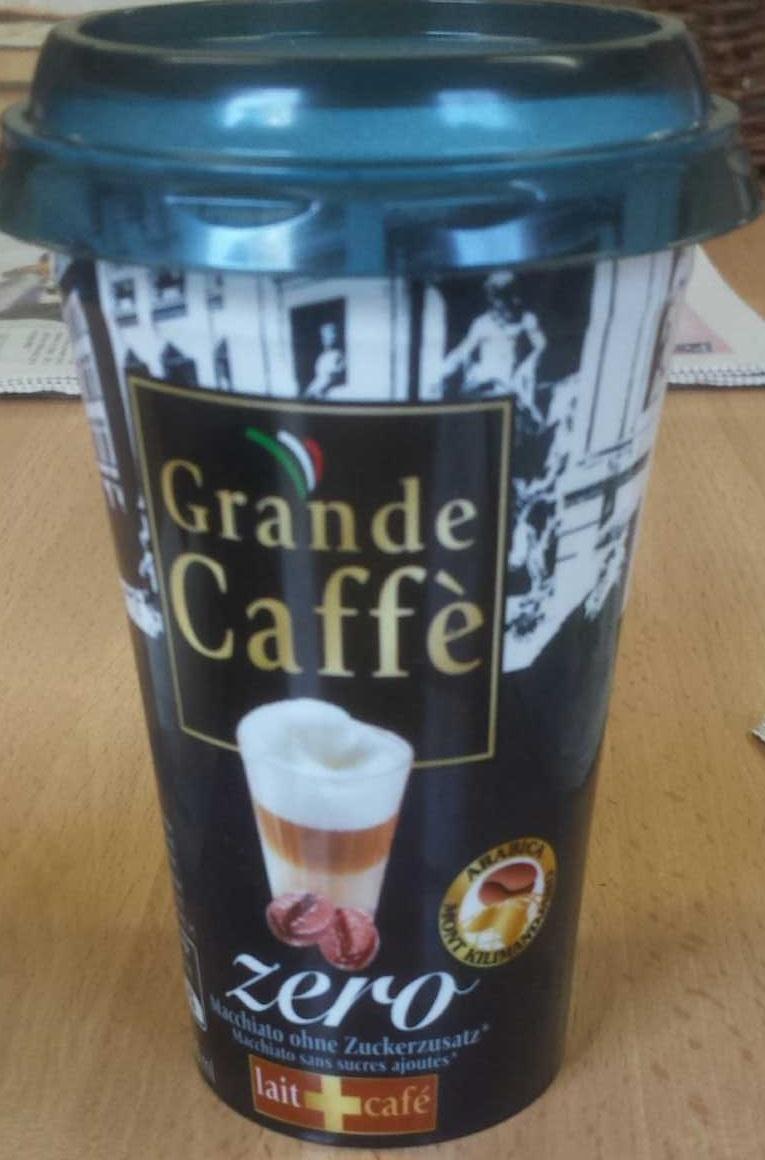 Grande café Zero - Product - fr