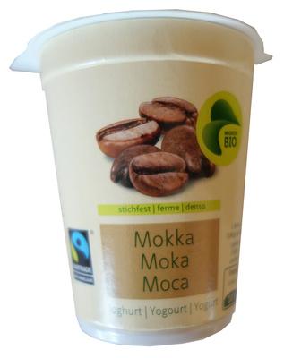 Yogourt moka BIO - Product - fr