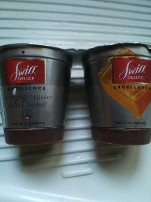 Yaourt caramel - Product