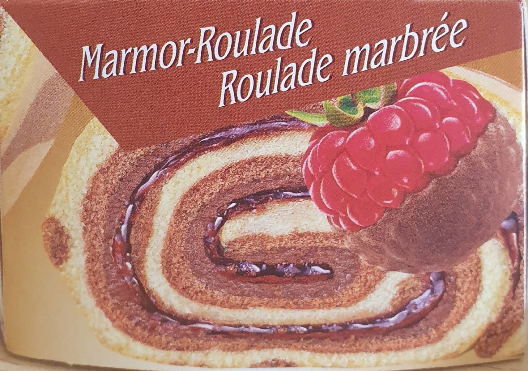 Roulade Marbrée - Product