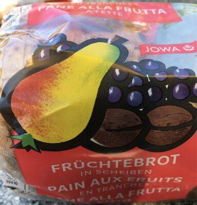 Pain aux fruits en tranche - Product